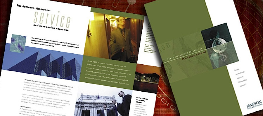 Jameson Bank corporate brochure
