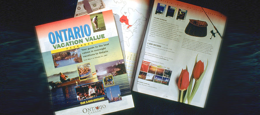Ontario Vacation Value Catalogue