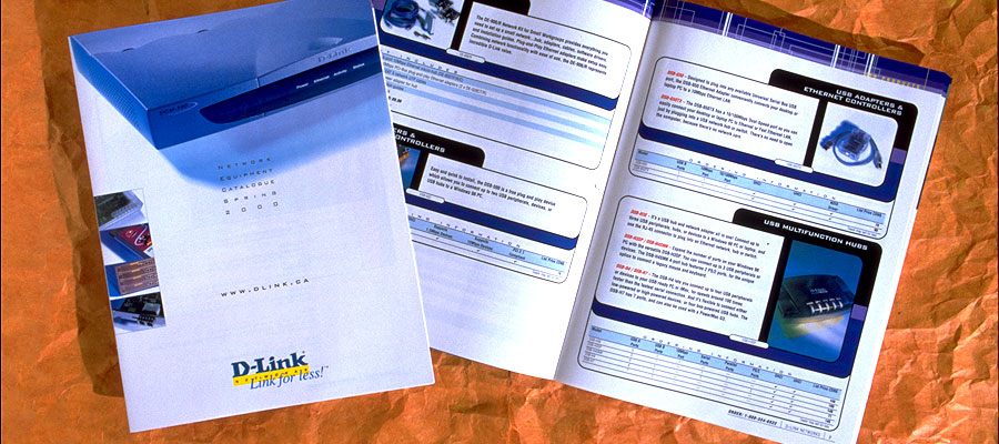 D-Link Network Equipment Catalogue