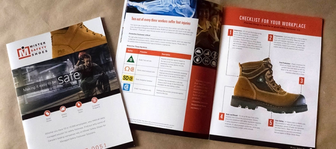Mister Safety Shoes catalogue