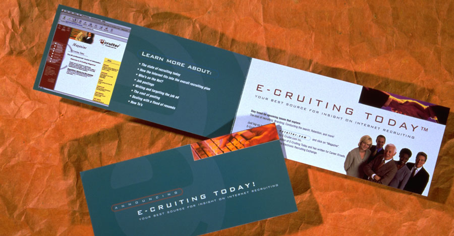 E-Cruiter direct mail