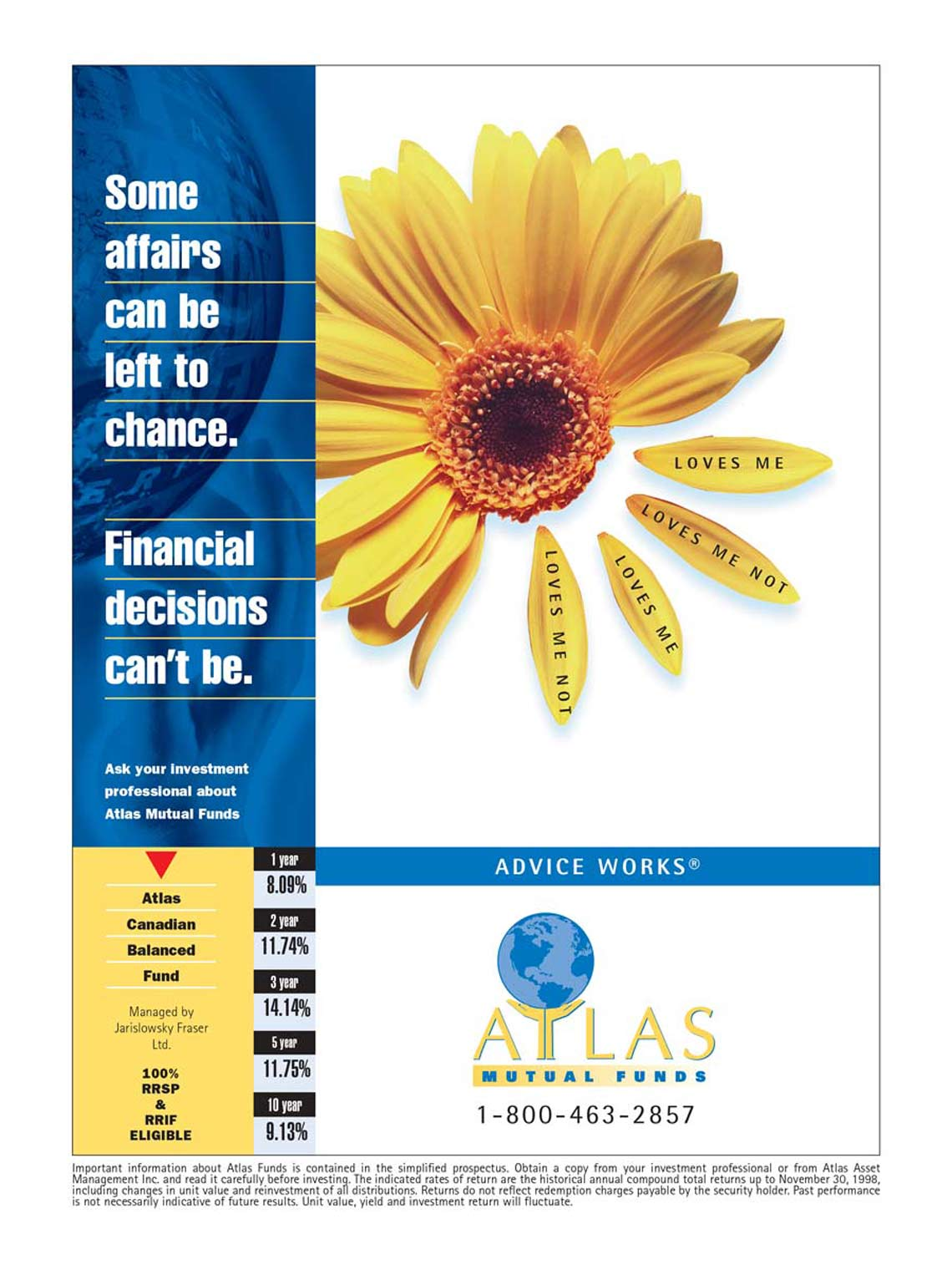 Atlas Mutual Funds
