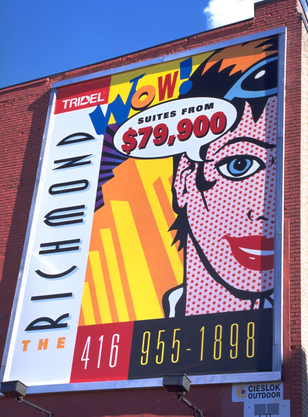 Billboard: The Richmond, Tridel