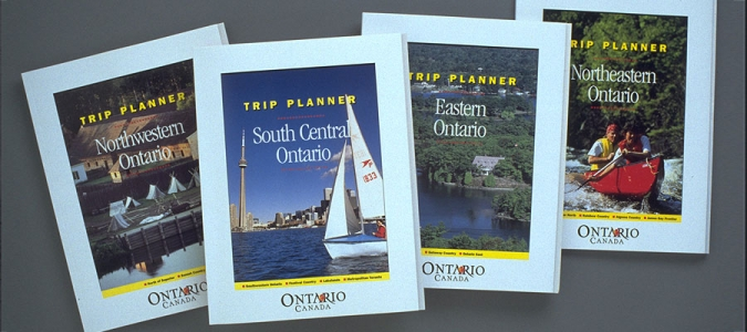 Ontario Trip Planner