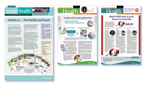 Inside Health newsletter
