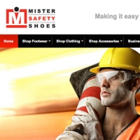 Mister Safety Shoes