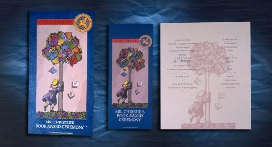 Mr. Christie's Book Award
