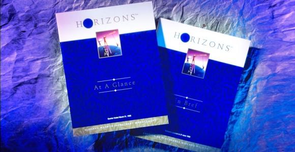 Horizons brochure