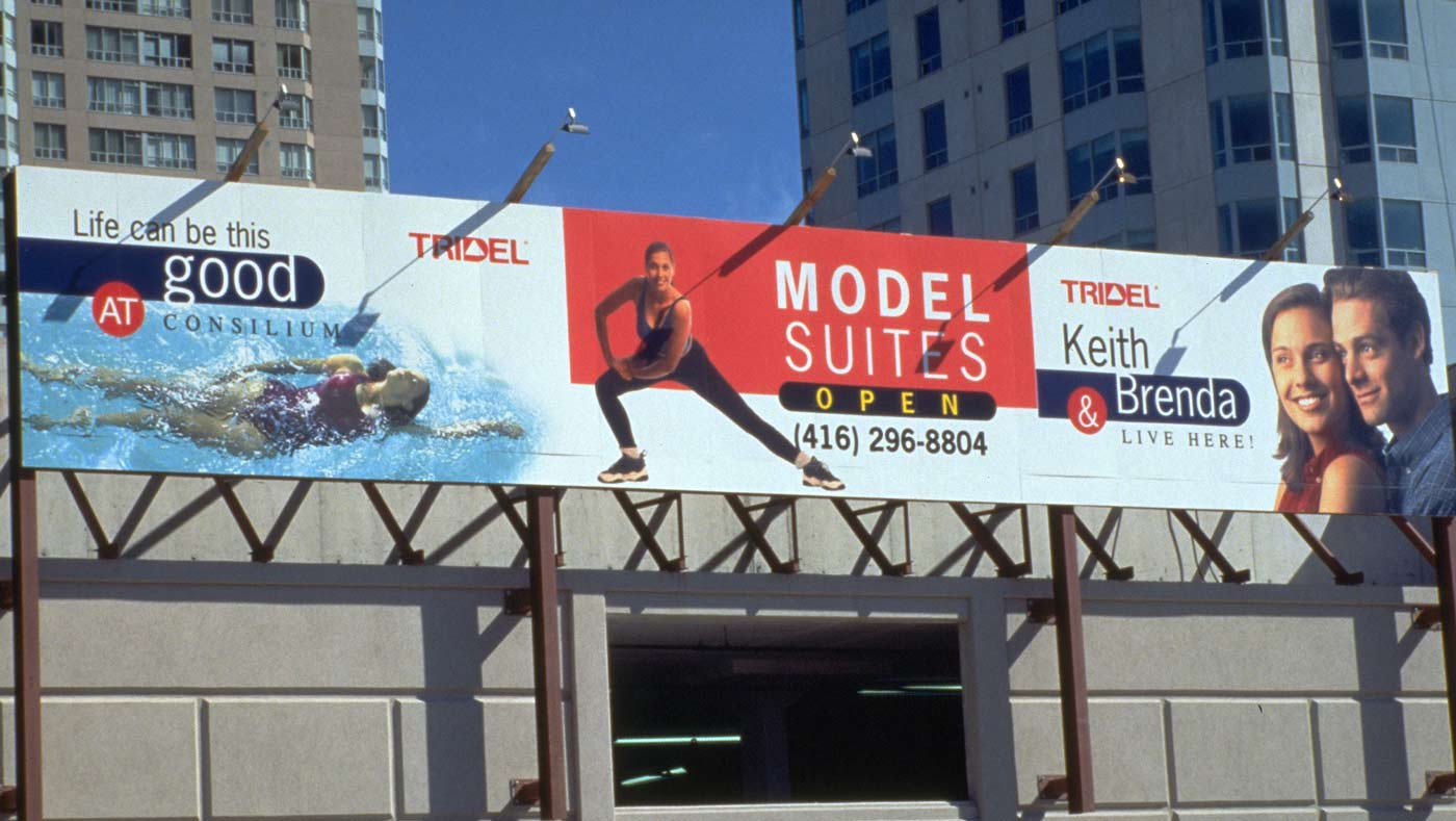 Billboard: The Consillium, Tridel